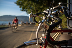 _DSC6750 (gorbas) Tags: beach bicycle vancouver cycling bc britishcolumbia stanleypark thirdbeach nikond600 nikkorais2824mm