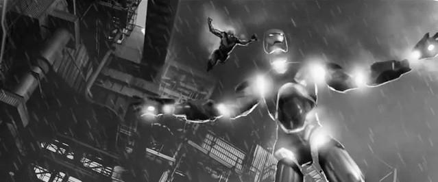 【鋼鐵人3】未被採用的『滿大人爆炸』結局