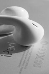 Apple (Steve Namyah) Tags: apple ear headphones buds phones iphone ipad