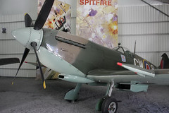 "Spitfire Mk XVI (3) • <a style=""font-size:0.8em;"" href=""http://www.flickr.com/photos/81723459@N04/9730073063/"" target=""_blank"">View on Flickr</a>"