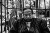 Caged man (Giovanni Savino Photography) Tags: newyorkcity newyork man streets liberty landofthefree manhattan protest streetphotography cage prison caged prisoner ladyliberty asianman newyorkstreets newyorkstreetphotography magneticart ©giovannisavino