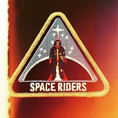 Second round of the #SpaceRiders #patch! Pre order now!!! https://legacy.trycelery.com/shop/spaceriderspatch2 (aziritt) Tags: square squareformat ludwig iphoneography instagramapp uploaded:by=instagram