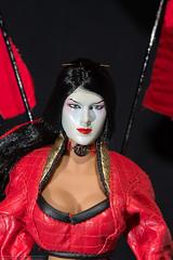 BBi Shi (edwicks_toybox) Tags: ninja shi bbi billytucci 16scale cygirls femaleactionfigure blueboxtoys anaishikawa