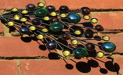 Glass beads (Bruce82) Tags: glass canon eos glassbeads peacocktail 70d eos70d 25of115 115picturesin2015