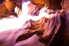 Antelope Canyon-4 (brendanvanson) Tags: travel arizona usa nature america landscape outdoors williams unitedstates canyon page slotcanyon antelopecanyon