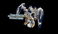 TGX-0 Holy Sword Custom (phayze81) Tags: lego mech mfz mobileframezero