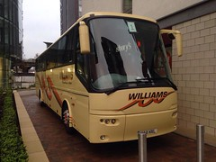 WA11 HXL (welsh coach) Tags: new trip travel west ex by wales is coach tour williams south cymru east owned beacons luxury mid coaches futura powys livery bova hxl hatts monmouthire wa11 breconthis