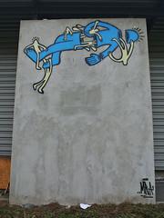 RBX (MisterAteek) Tags: graffiti tag femme dessin peinture corps foyer ville homme ateek