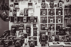 A decade full of Cameras (ShutterStorm Photography) Tags: uk travel london 35mm canon vintage photography market camden oldschool cameras thecamdenmarket filmdays traveldairies