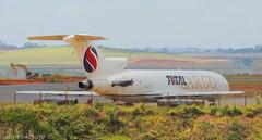Boeing 727-223(F) (Gabriel de Almeida Arajo) Tags: total 727 confins 727200 cnf 727f sbcf totalcargo ptmtt