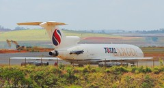 Boeing 727-223(F) (Gabriel de Almeida Araújo) Tags: total 727 confins 727200 cnf 727f sbcf totalcargo ptmtt