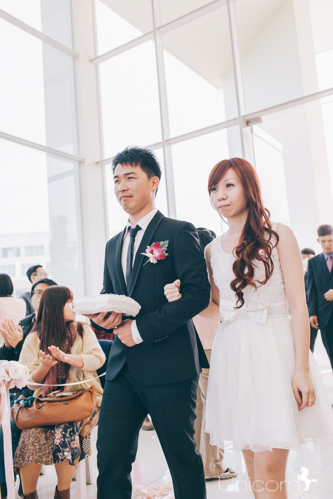 《台中婚攝》大浩 & 小茹 婚禮攝影 /心之芳庭