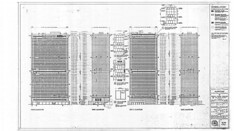 WTCI-000120-I.PDF_Page_37 (OriginalWTC7Data) Tags: newyorkcity usa newyork design plan officebuilding wtc7 7worldtradecenter architecturaldrawing 19832001 originalbuilding emeryrothsonspc 47stories nistfoia12178 wtci000120ipdf nistwtcinvestigation20022008 silversteinpropertiesinc