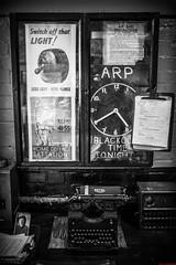 ARP (aljones27) Tags: old vintage poster office arp greatcentralrailway gcr emphmera