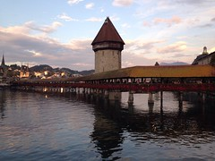 Really enjoyed being back at the Swiss Open in Lucerne