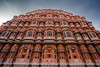 Hawa Mahal(Palace of Winds), Jaipur, Rajasthan (Raj Hanchanahal Photography) Tags: windows india monument structure jaipur rajasthan hawamahal citypalace pinkcity redstone pyramidal purdah latticed palaceofwinds pinkstone sawaipratapsingh chefdœuvre badichaupad jharokhas palaceofthebreeze nagarajuhanchanahal lalchandustad semioctagonal zinana