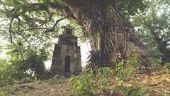 (VisualSpit) Tags: trees green tower bell landmark historical guam 671 rlm merizo