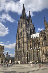 "Cologne Cathedral • <a style=""font-size:0.8em;"" href=""http://www.flickr.com/photos/45090765@N05/16648746277/"" target=""_blank"">View on Flickr</a>"