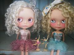 Beautiful Ballerina's.....
