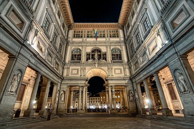 Bảo tàng Uffizi, Florence