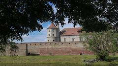 Behind the shade (olivia_ligo) Tags: castle stone citadel medieval structure walls