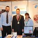 Showtel Steve Gyorfi & Angela Colton, Tierneys and Stephen McNally, IHF President
