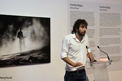 El fotoperiodista Manu Brabo, premio Pulitzer 2013 (MaryPazSL) Tags: niemeyer freelance siria manubrabo