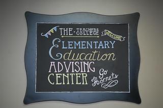 Elementary Education Advising Center
