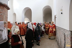 46. Paschal Prayer Service in Svyatogorsk / Пасхальный молебен в соборном храме г. Святогорска