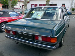 Mercedes 300 D (Thethe35400) Tags: auto car cotxe coche automobile voiture carro bll bil samochd