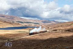 Black 5 No. 44871 - Loch Gowan (Jonathon Gourlay) Tags: