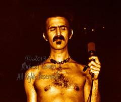 Michael Conen - [PROOF] Frank Zappa eyes closed [Frank Zappa - Louisville Gardens, Louisville KY 11-10-77] (michael conen) Tags: kentucky louisville canonae1 1977 allrightsreserved frankzappa louisvillegardens michaelconen copyright2013