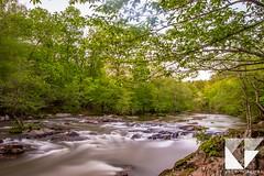 Eno River (Kyle Foreman Photography) Tags: longexposure trees water river landscapes nc rocks northcarolina enoriver