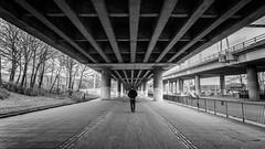 Under the Lanes. (Neo7Geo) Tags: lines scotland glasgow sony m8 neo lanes ricorodriguez sonya6000 neo7geo