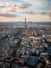 Eiffel (XILAG Pictures) Tags: paris eiffeltower sigma eiffel toureiffel montparnasse iledefrance idf lightroom 70d sigma35mmf14dghsmart