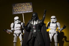 May the 4th 2016 (Mac Spud) Tags: starwars lord darth empire stormtrooper imperial vader maythe4th