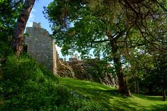 Dirleton Castle (wwshack) Tags: castle scotland lothians historicscotland direltoncastle