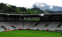 Tivoli (nemico publico) Tags: salzburg austria sterreich soccer fans stadion pyro derby sv ultras tifo awayday choreo fcwackerinnsbruck