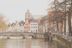 Brujas - Blgica (Luciana Paoloni) Tags: belgium medieval bruges belgica brujas flandes