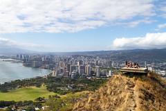 IMG_4120 (The.Rohit) Tags: travel vacation mountain beach nature landscape hawaii coast waikiki oahu hiking hill hike explore crater vista honolulu aloha leahi hikingtrail diamondheadcrater diamondheadstatemonument diamondheadsummittrail
