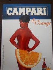 Ad Card - Campari (shout4) Tags: postcard available adcard campari alcohol