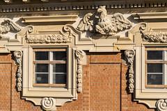Berliner Schloss, Nordfassade, Mezzanin (_Brandenburger) Tags: berlin de deutschland schloss lustgarten humboldtforum