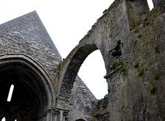 Corcomroe Abbey V (N. S. Gittings) Tags: ireland countyclare corcomroeabbey tamron18270mm nikond7000