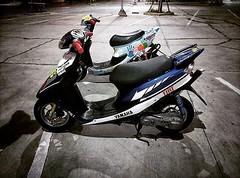 ต่างที่ความคิด แตกที่มุมมอง #honda #dio #af34 #af35 #zx #yamaha #jog #zr #evo #vr46 #2t_racing #hamtaro_racing #thailand