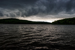 Storm over Lake Arthur (david_sharo) Tags: lake clouds storms moraine waterscape davidsharo