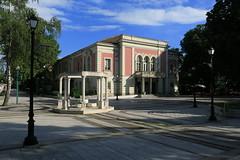 Vidin - Vladimir Trendafilov Theatre (lyura183) Tags: theatre bulgaria vidin