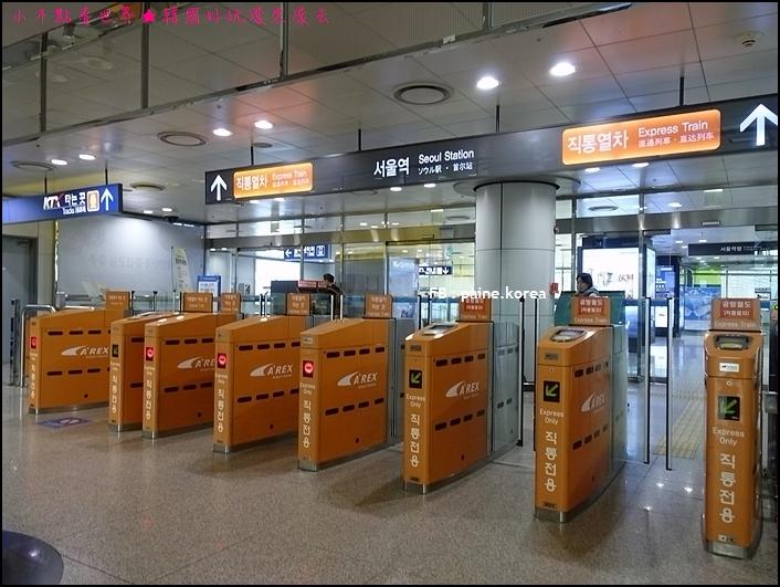 機場快線 首爾站 (10).JPG