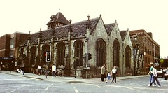 St John Micklegate church, York (Hipster Bookfairy) Tags: church architecture
