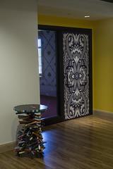 Great Door (evaxebra) Tags: wisconsin verona epic epiccampus epicintergalacticcampus