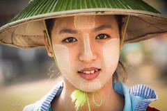Souvenir Girl, Mandalay (kwaek) Tags: camera lens dslr f28 mkii markii m43 40150mm em5 mirrorless micro43 microfourthird 40150mmf28 mzuikopro em5markii